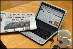realizare ziar online